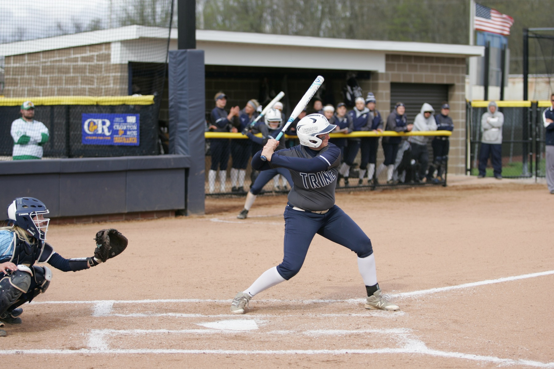 Softball Sweeps Saint Mary's