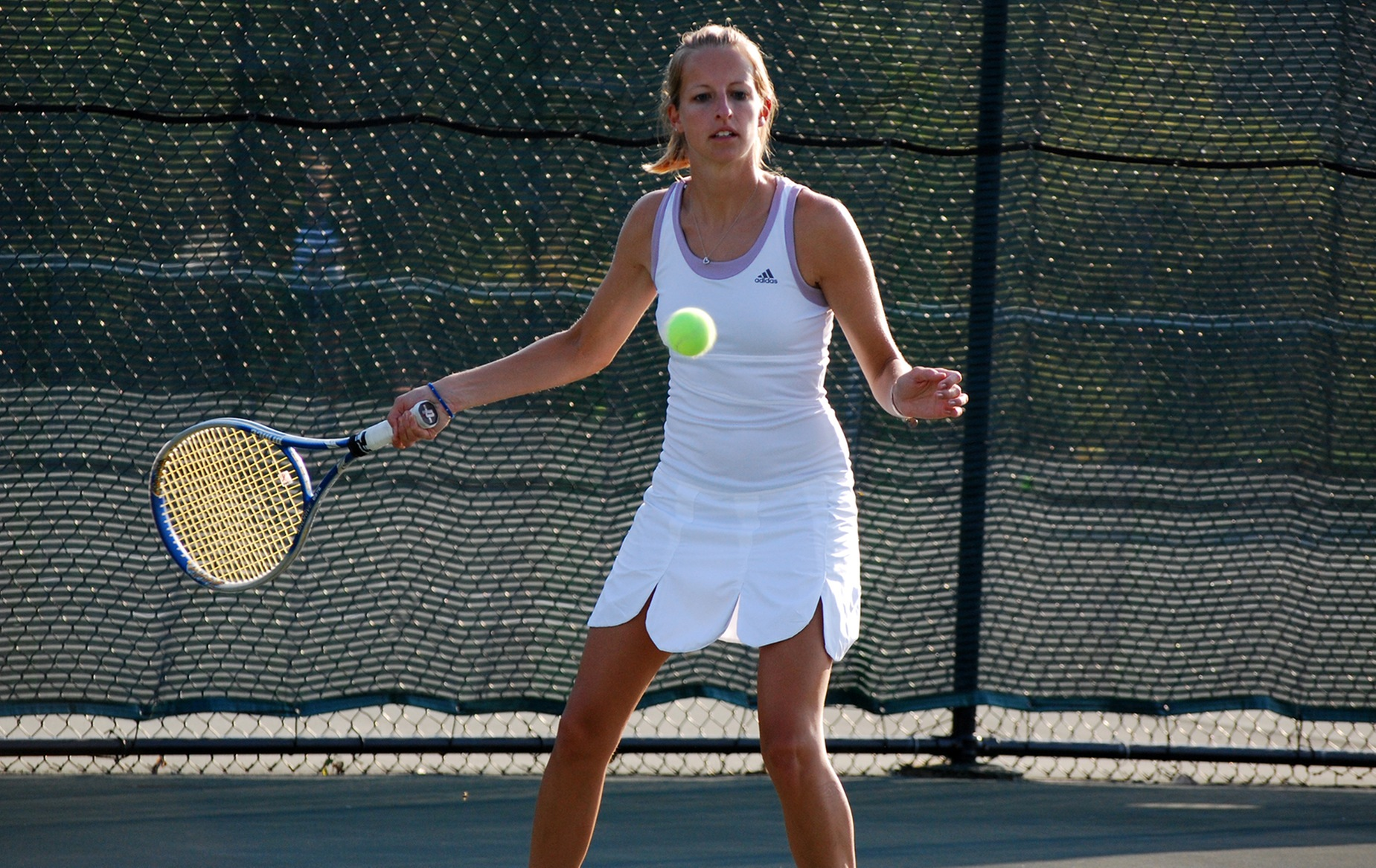 Defiance Drops Match to Indiana Wesleyan