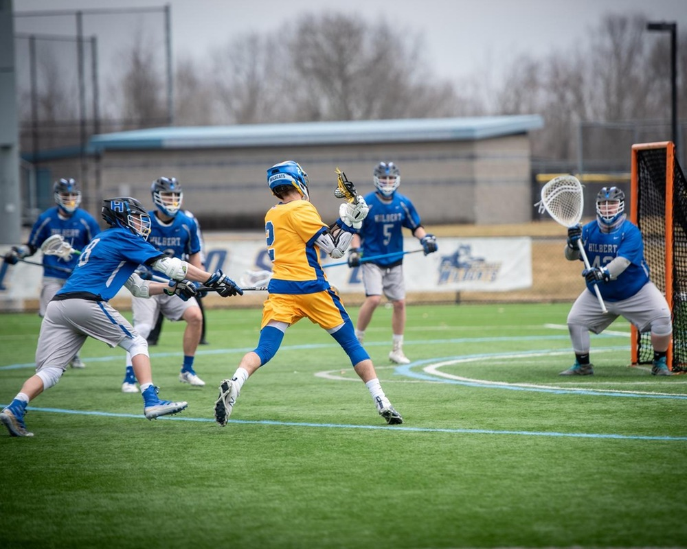 MLAX: SUNY Poly Takes Sole Possession of Third Place With a Win Over Cazenovia.