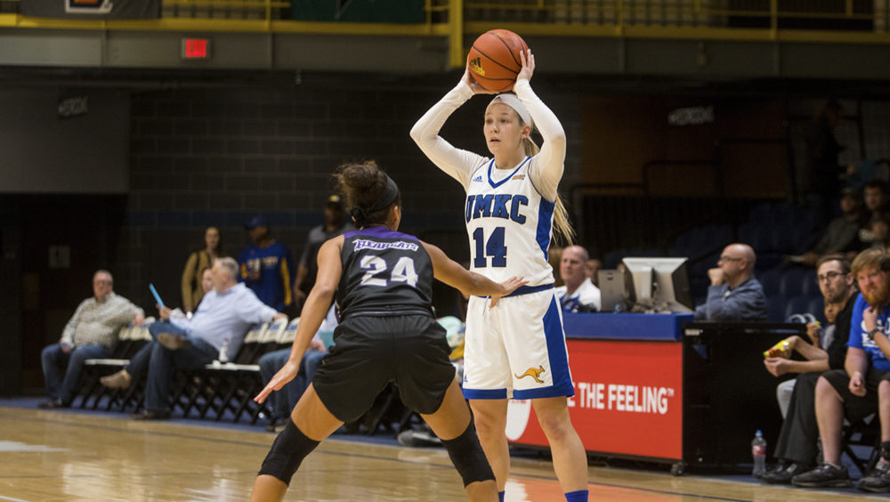 This Week in WAC Women's Basketball - Dec. 4