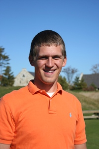 Men's golf season begins with Highland 36 competition