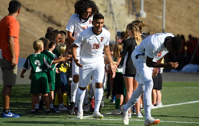 Titans Clinch Conference Tournament Birth With 0-0 Draw Against Riverside