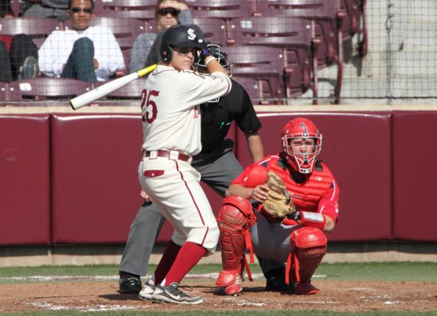 Bronco Baseball Earns Split at Cincinnati Behind Late Homer from Jacobe