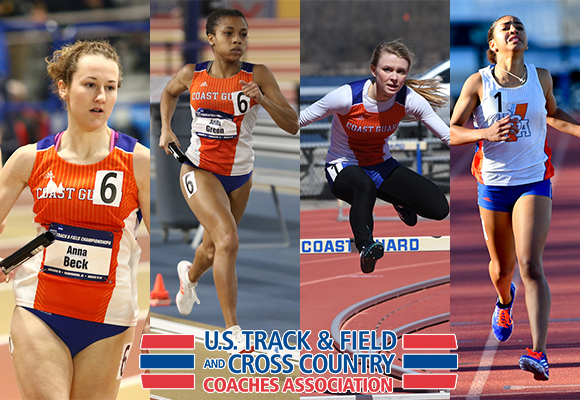Beck, Lawrence, Jenkins and Green earn USTFCCCA All-Academic Honors