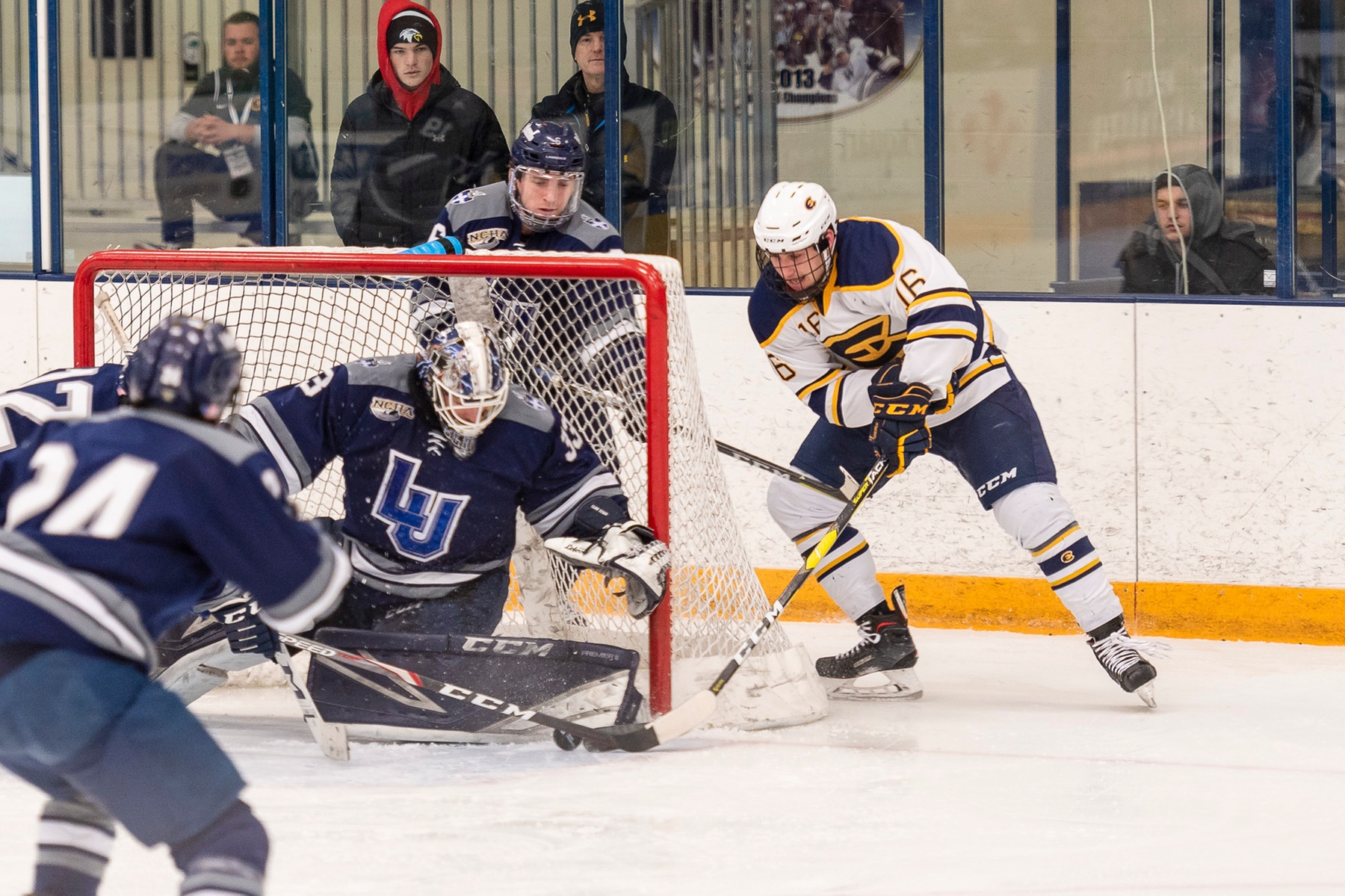 Blugolds blank Vikings for 11th win