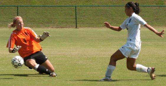 GC Soccer Opens 2011 with Loss, Falling 2-1 to #8 Lenoir-Rhyne