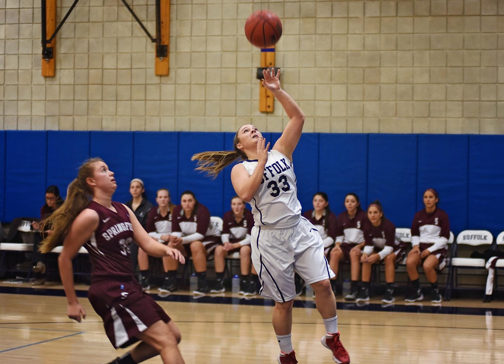 Clark Takes Down Women's Basketball, 53-44, in 2016 Finale