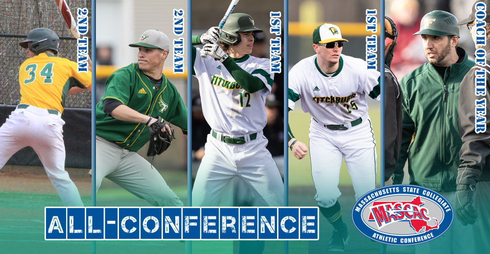 Falcons Name Five To MASCAC Baseball All-Conference Teams