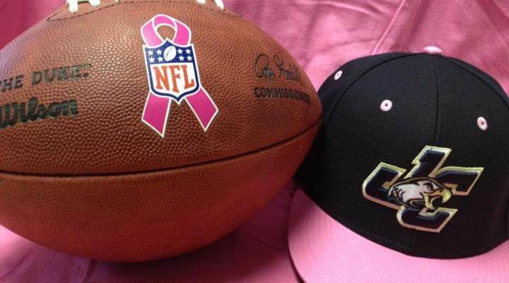 Juniata Raising Awareness in its Annual Pink Game