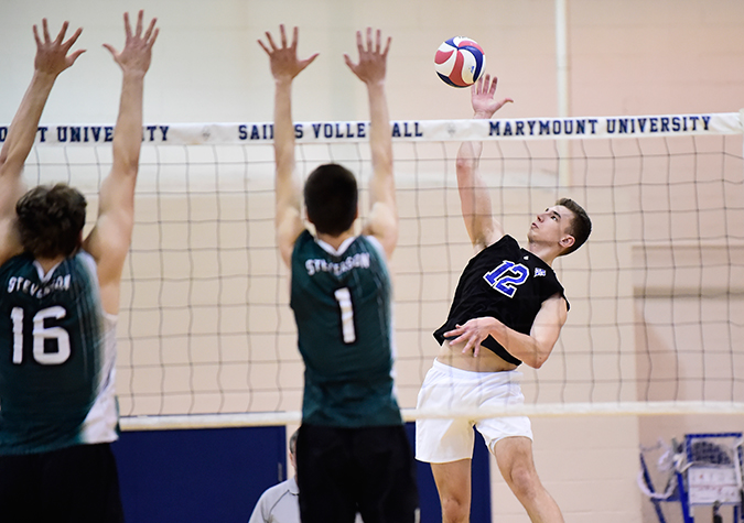 Safley Named CVC Player of the Week Monday, Earns First Career Honor
