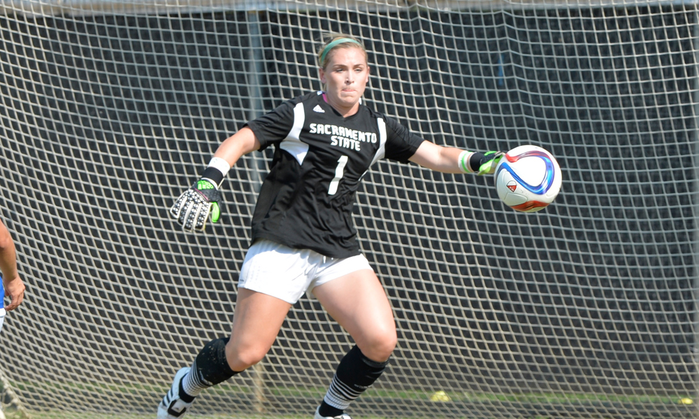 WOMEN'S SOCCER FALLS AT SAN JOSE STATE IN 105TH MINUTE, 1-0