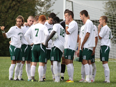 Men's Soccer Falls to Tiffin on Senior Day