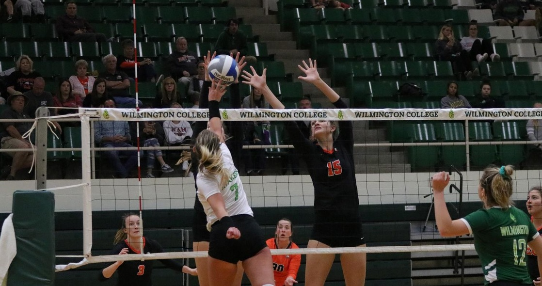 No. 11 Ohio Northern Overpowers Volleyball 3-0