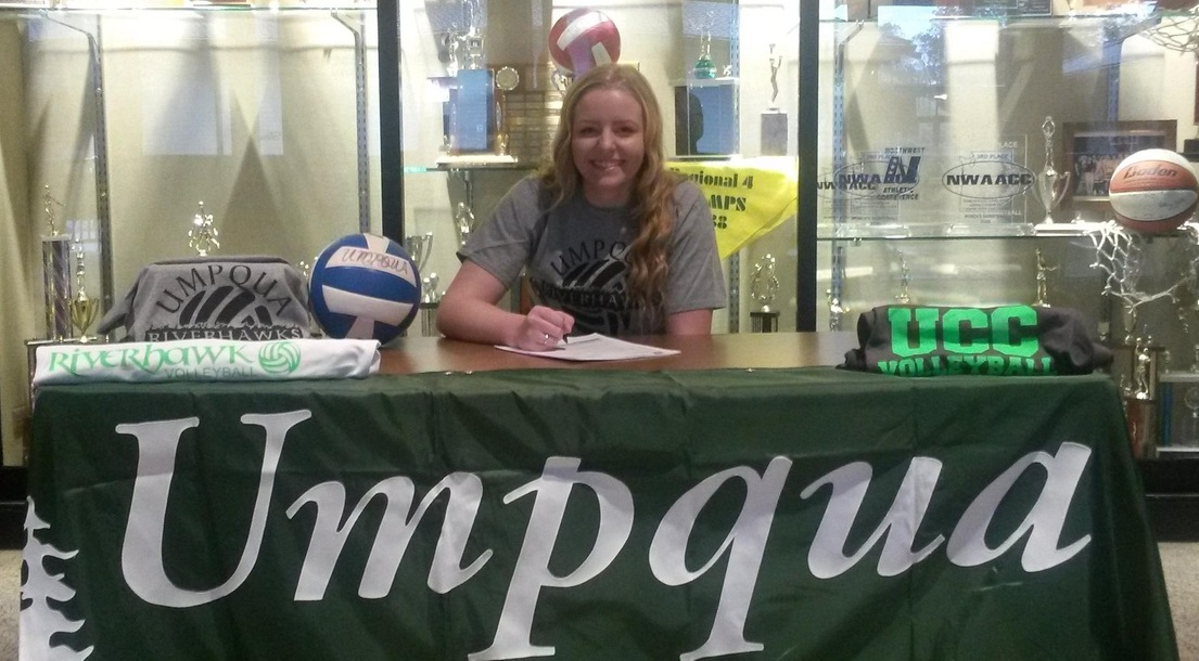 Volleyball Signs Ramsey