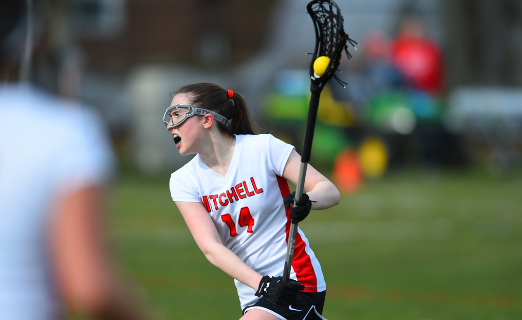 WLAX Bounces Back for Win at DWC