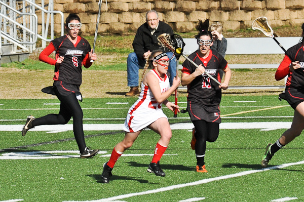 Huntingdon women's lacrosse falls at Piedmont