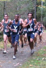 Yale Earns Second-Place Buoy at Maine Invitational