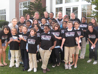 Bay Path College Hosts National Girls & Women In Sports Day