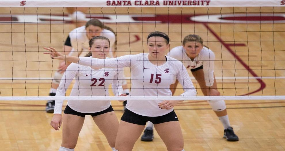 Volleyball Opens WCC Play at Pepperdine, LMU