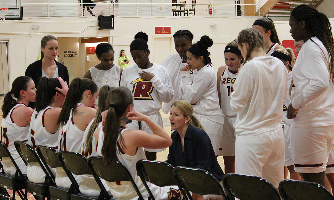 Women's Hoop Loses Non-Conference Contest