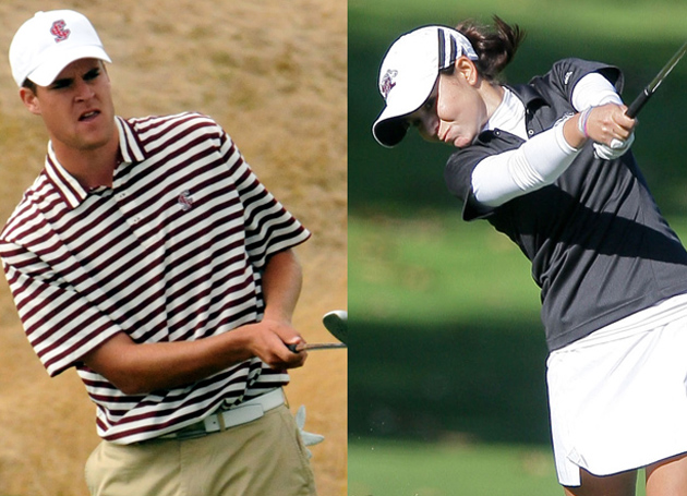 Online Publications Launched for SCU Golf Teams
