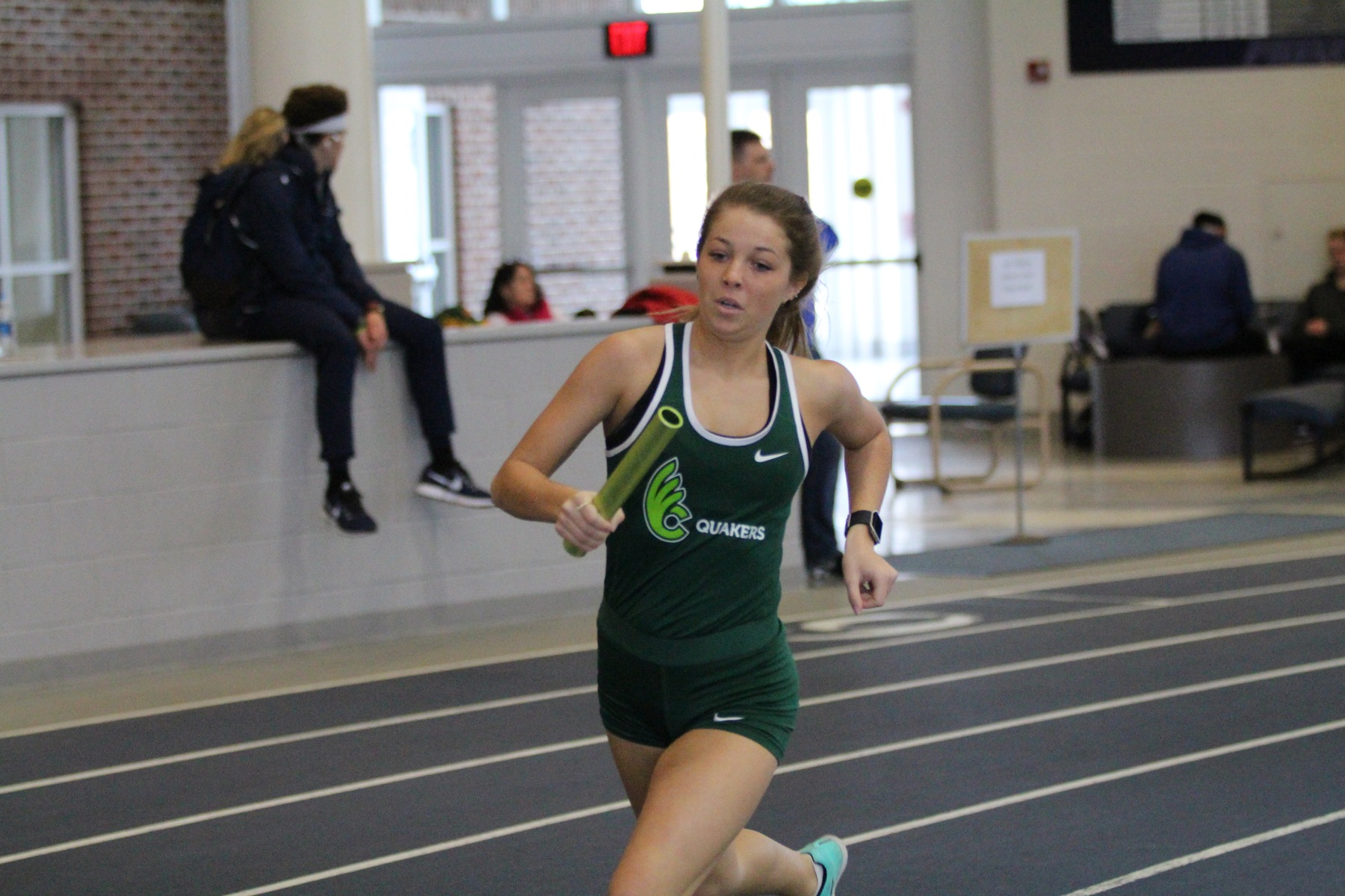 Women's Track and Field to Compete in Jessica Starks Open