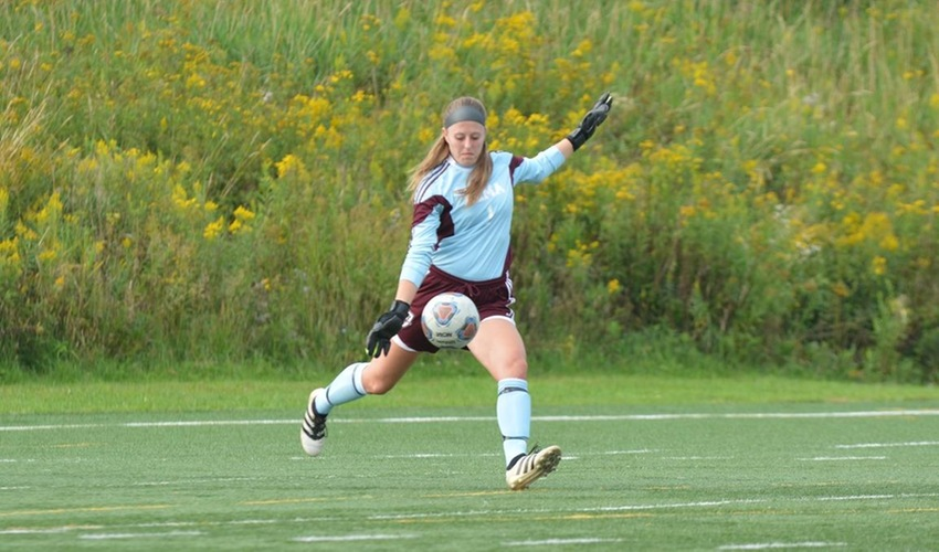 Women's soccer draws with Concordia