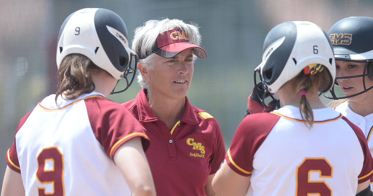 Hipple to Step Away From CMS Softball Program