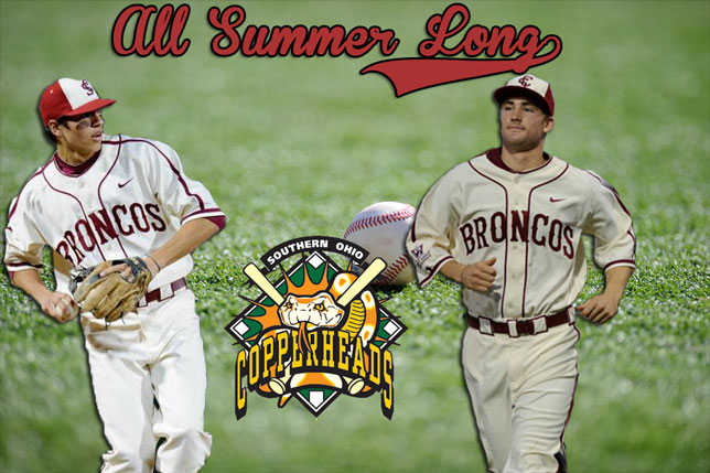 All Summer Long: Glomb and Brisentine Finish Summer Season in Southern Ohio