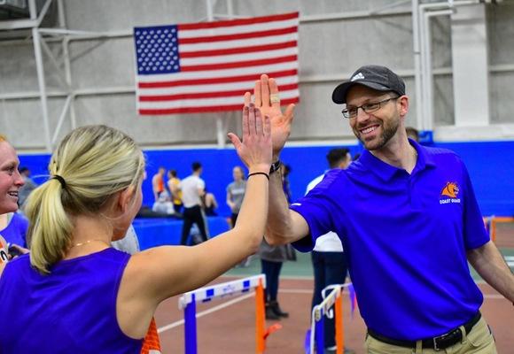 Women's Indoor Track & Field Cracks National Top Ten