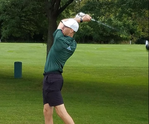 Golfers battle weather and opponents at Oswego Invitational
