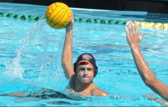 Bradley Sets Record, Fuels Men's Water Polo Rally Versus No. 20 Whittier