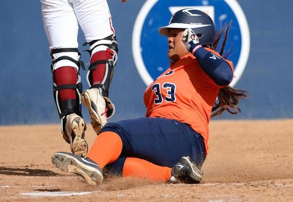 Taukeiaho Named to NFCA All-West Region First Team