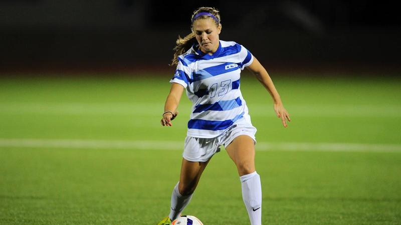 Women's Soccer Falls Short at FDU