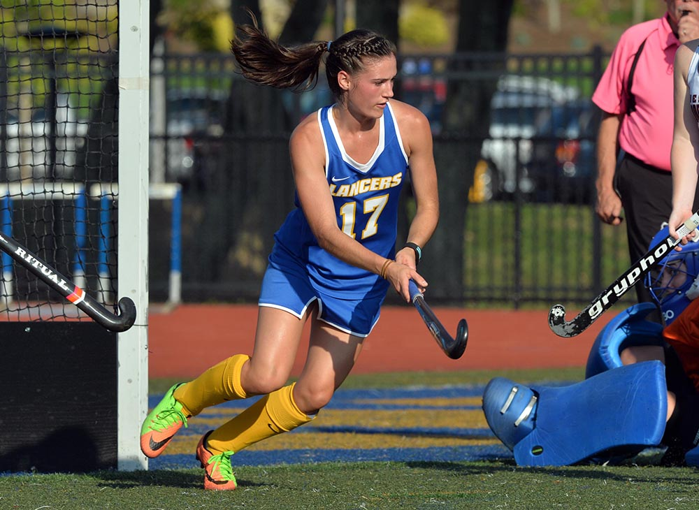 Parent Breaks Worcester State Single Season Goal Record; Lancers Clinch MASCAC Regular Season Title