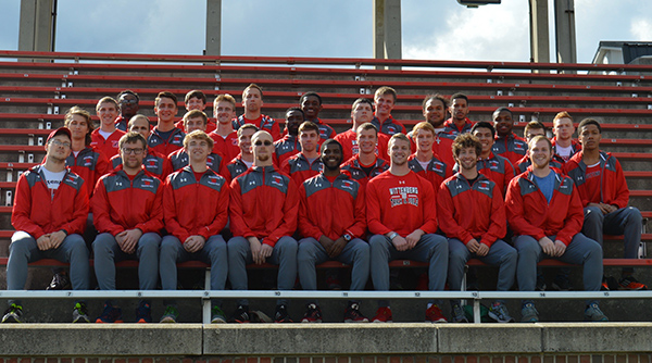 2016 Wittenberg Men's Track and Field