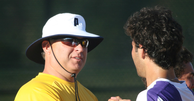 CLU's Mike Gennette Named UPSTA College Coach of the Year