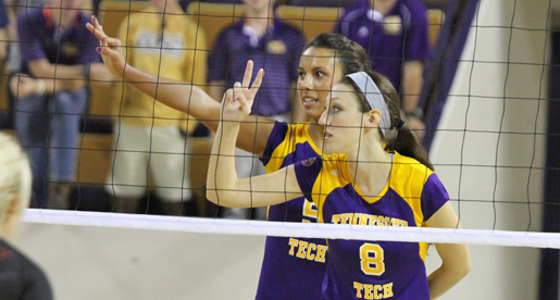 Golden Eagles tripped up in four sets at OVC rival Belmont