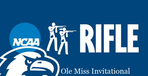 Rifle in third after day one of Ole Miss Invitational