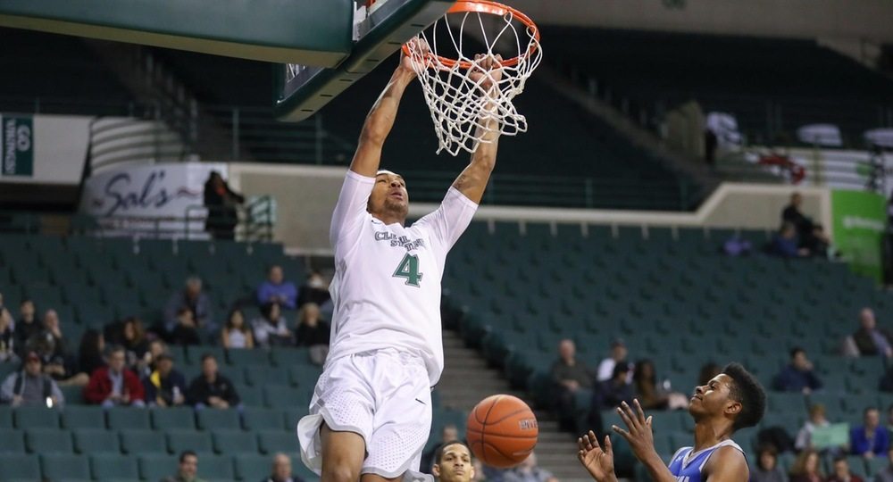 Balanced Effort Leads CSU to Win Over Blue Knights