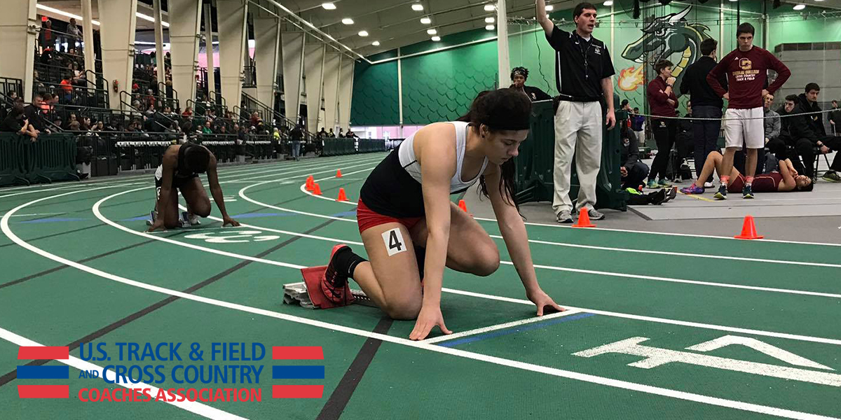 Photo for Women's track and field receives ranking in USTFCCCA poll