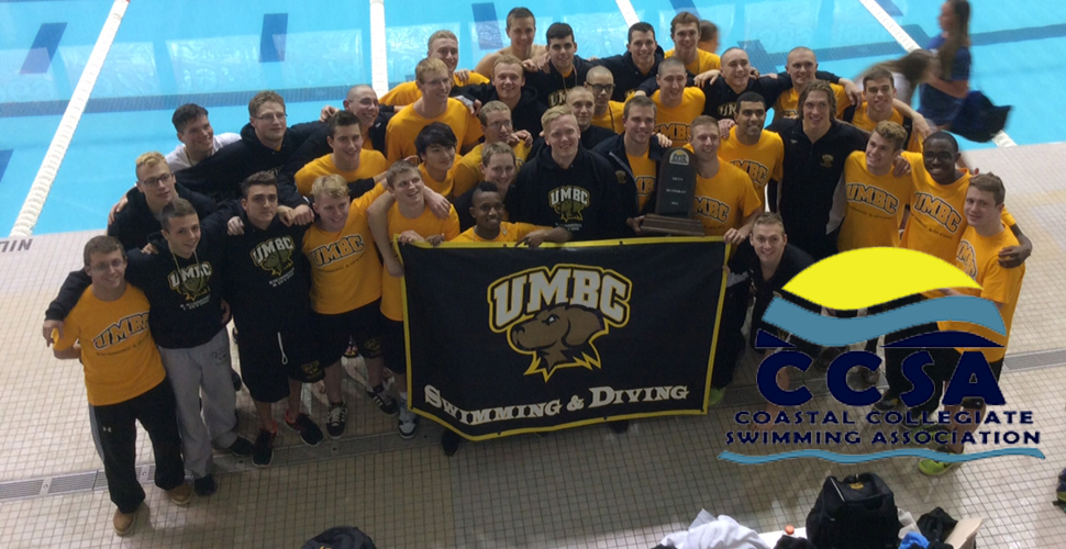 UMBC Finishes Second, Collects Multiple Accolades after Record-Setting Performance at CCSA Championships