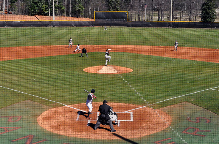 Baseball: Panthers toppled by Huntingdon in USA South Tournament opener