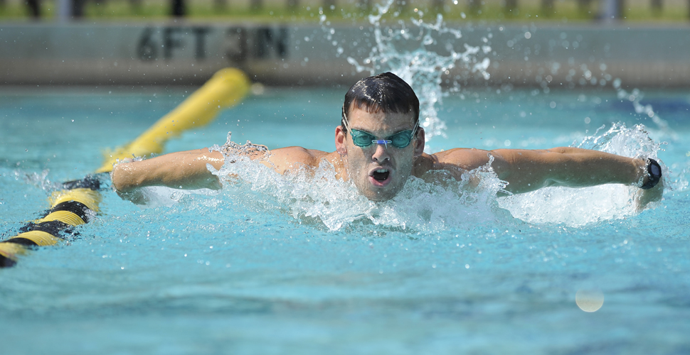 Retriever Swimming Alum Mitchell Donovan Earns Fulbright Scholarship