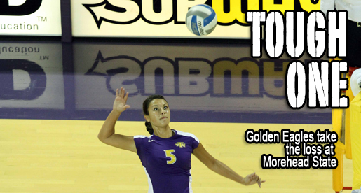 Tennessee Tech falls to OVC-leading Morehead State