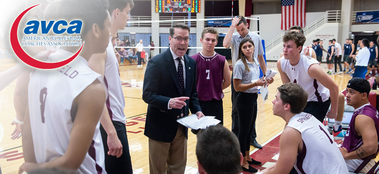 Sullivan Repeats As USMC/AVCA Division III Men's Volleyball National Coach of the Year; Henchy Named National Assistant Coach of the Year