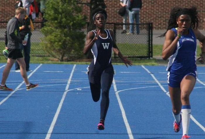 Women's Track Turns in Record Points at CAC Championship, Finishes 4th Overall