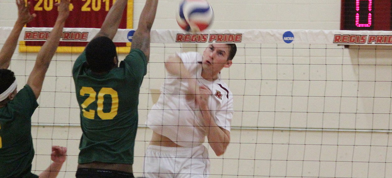 Men's Volleyball Suffers Back-to-Back Sweeps at SUNY Poly