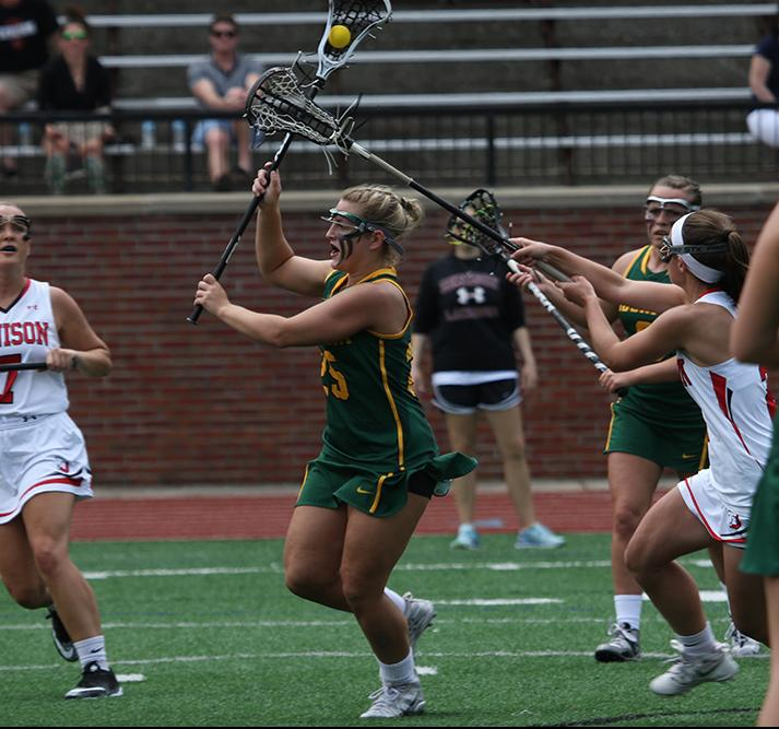Brockport triumphs over Denison, 17-7, in second round of NCAA women's lacrosse playoffs