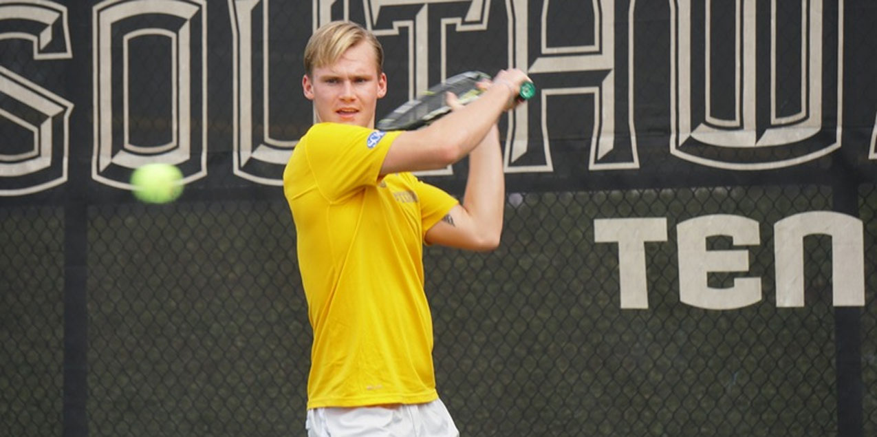 SCAC Men's Tennis Recap - Week Three